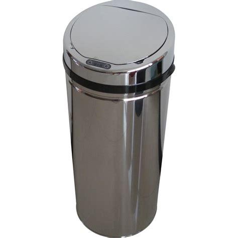 cuisine inox leroy merlin poubelle de cuisine automatique selekta plastique inox 42