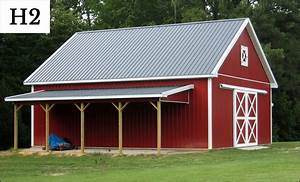 post frame horse barns gallery conestoga buildings With 36x36 pole barn