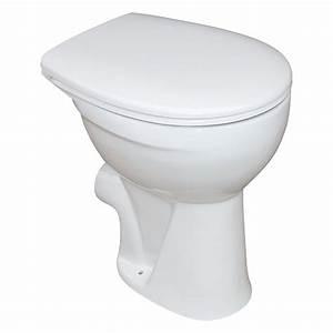 Wc Sitz Erhöht : camargue stand wc tiefsp ler wc abgang waagerecht 10 cm erh ht mit wc sitz 3938 null ~ Watch28wear.com Haus und Dekorationen