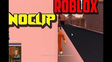noclip  roblox jailbreak  exploit speed hack