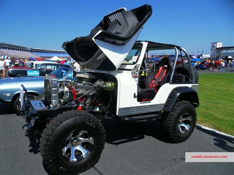 Wrangler Unlimited Modification by 2013 Jeep Wrangler Modifications Sema Show Modification