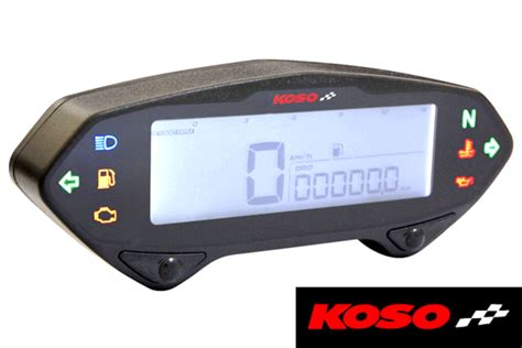 Koso Db~01rn Motorcycle Speedometer With