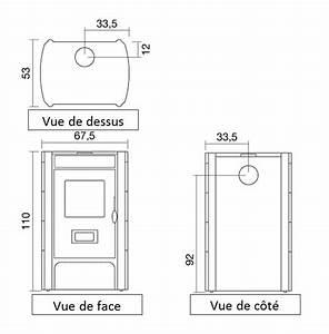 Poele A Bois Ventilé : po le bois ventil cadel aurora cadel aurora ebay ~ Edinachiropracticcenter.com Idées de Décoration