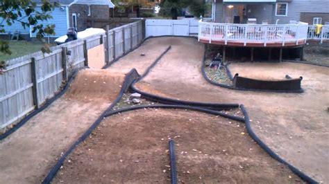 Backyard Rc Track by Backyard Rc Track 1 16th Scale E Revo Lipo