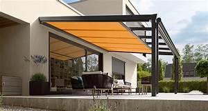 Sonnenschutz Für Terrassendach : terrassendach sonnenschutz haloring ~ Whattoseeinmadrid.com Haus und Dekorationen