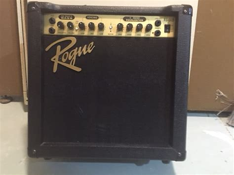 30b rogue bass rb 30w combo audio amp reverb