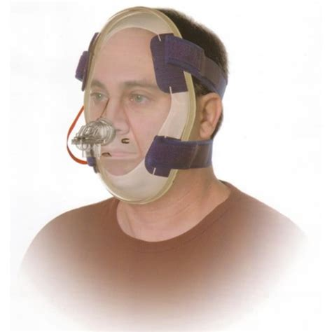face mask cpap total mask with headgear one size fits most