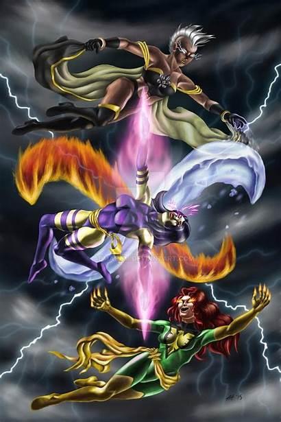 Deviantart Nola Xmen Marvel Drawing