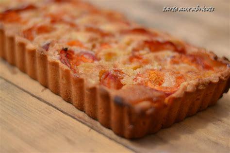 tarte aux abricots du roussillon cahier gourmand