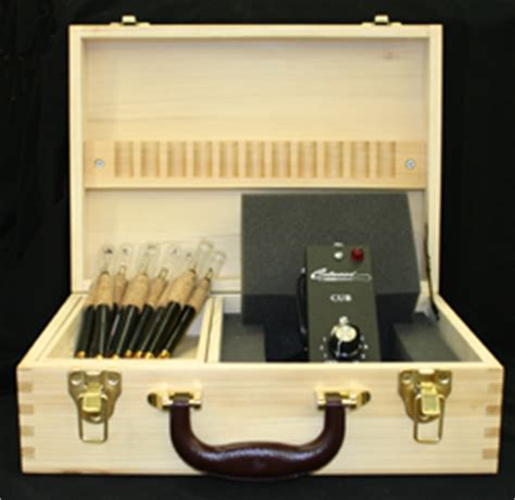 plans professional wood burning kit  practical