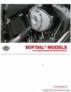 2004 Harley Davidson Fatboy Owners Manual