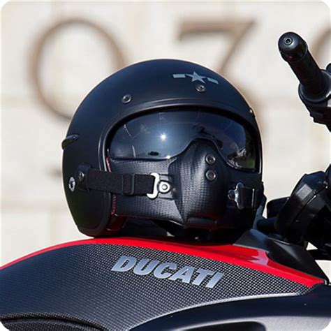 Stand Out In The Crowd With Cool Motorcycle Helmets Mhelmet