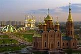 Aktobe – eclectic city in western Kazakhstan - The Astana ...