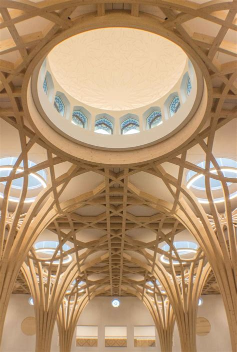 marks barfield completes cambridge  mosque news