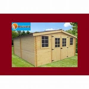 Abri De Jardin Metal 20m2 : abri de jardin en bois 20m2 28mm bayonne achat vente ~ Melissatoandfro.com Idées de Décoration
