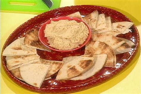 Spicy Hummus Quick Chickpea Spread Recipe  Rachael Ray