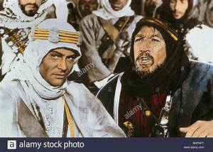 PETER O'TOOLE & ANTHONY QUINN LAWRENCE OF ARABIA (1962 ...
