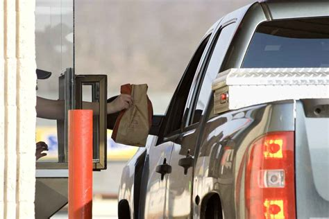 Drive-Thru Worker Safety