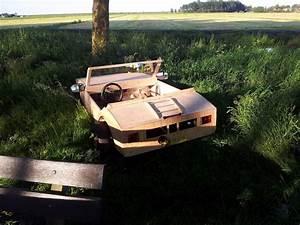 cool diy wooden go-kart / car GoKart Adventures