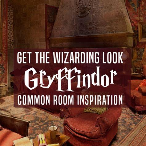 gryffindor hogwarts house inspiration  transform