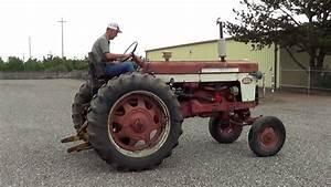 Lot 506  Farmall 460 Wheel Tractor