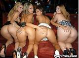 College girls love party