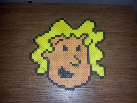 17 Best Images About Nickelodeon Perler On Pinterest