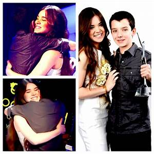 Asa Butterfield & Hailee Steinfeld | celebrities | Pinterest