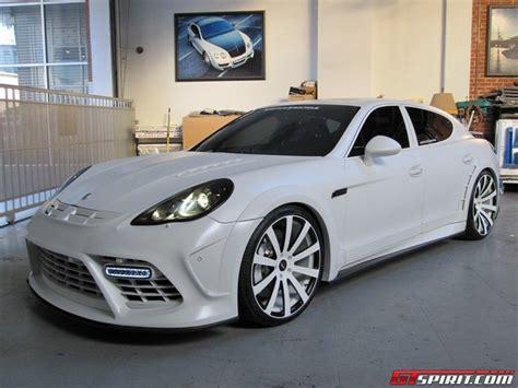 All White Cars by White Custom Mansory Porsche Panamera Cars Wish