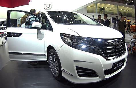 Biggest Honda Van, Honda Odyssey Elysion 2016, 2017 Model
