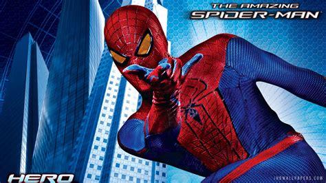 hd desktop wallpaper spiderman wallpapersafari