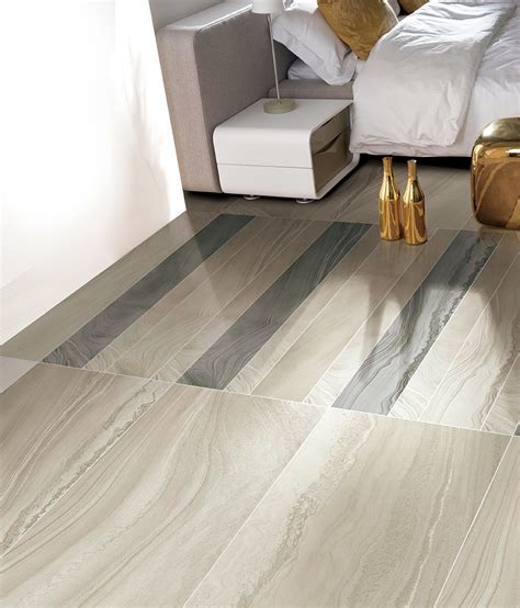 Eleganza Essence Aspen White 24 x 48 Tile