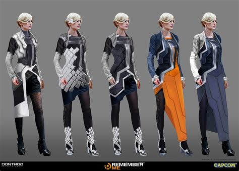 Remember Me Concept Art By gary Jamroz Concept Art World