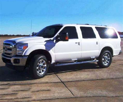 2020 ford excursion diesel ford excursion new model 2020 price cost msrp diesel