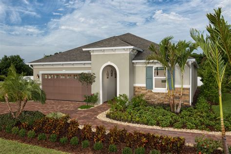 mirabella is a community of new homes in wimauma fl by kb