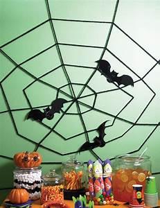 Halloween Deko Basteln : gespenstische halloween dekoration selbst basteln pink ~ Articles-book.com Haus und Dekorationen