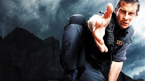 Channing Tatum Body Wallpaper Join The Adventure With Bear Grylls Pointes Of View