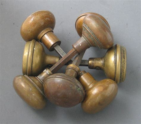 antique brass door knobs antique door knobs