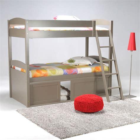 lit superposé avec bureau pas cher lit superpose separable pas cher 28 images lit