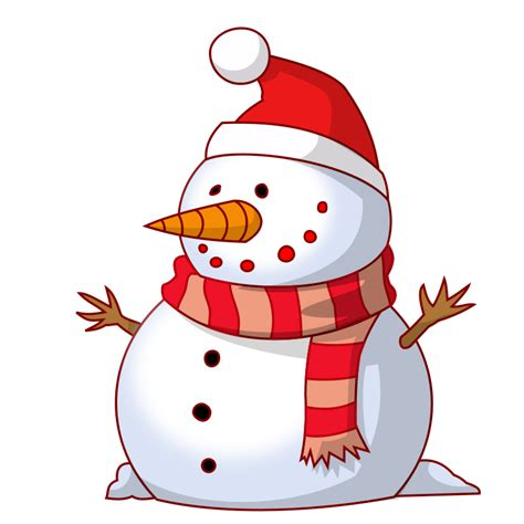 Image result for free snowman clipart