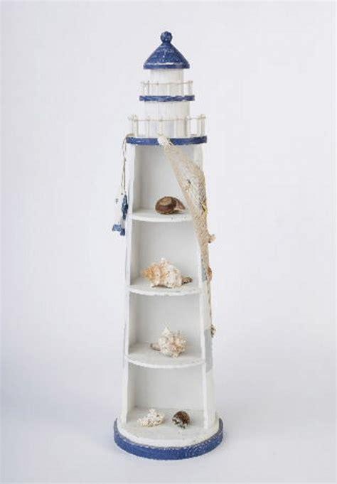 Regal Leuchtturm by Lighthouse 4 Tier Shelf Unit Lighthouse 4 Tier Shelf