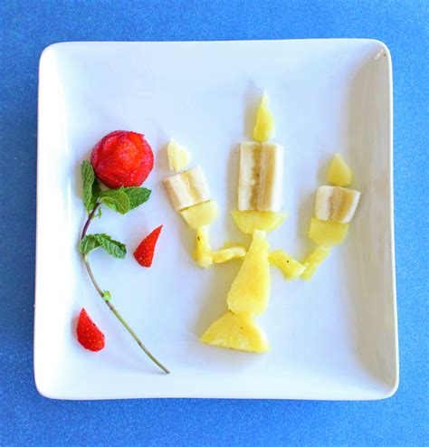cuisine lumiere and the beast food fruit plate the healthy mouse