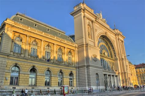 Stunning Architecture in Budapest