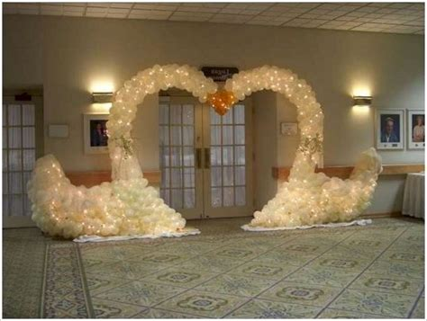 Wedding Reception Entrance Decoration Ideas Oosile