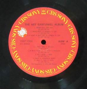 U041a U0443 U043f U0438 U0442 U044c Lp Art Garfunkel Album Garfunkel Art