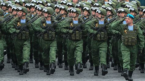Foreigners in Russian military approved for ...