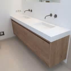 Trendy Bathroom Ideas 25 Beste Ideeën Badkamermeubel Op Planken