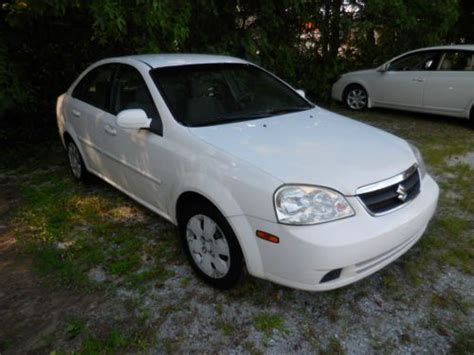 buy car manuals 2006 suzuki forenza spare parts catalogs sell used 2006 suzuki forenza 4 door 2 0l mechanic special needs engine motor work in atlanta
