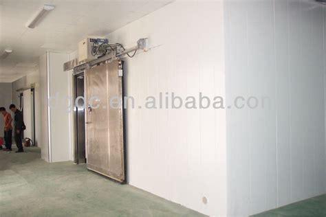 porte chambre froide coulissante en acier inoxydable chambre froide porte coulissante