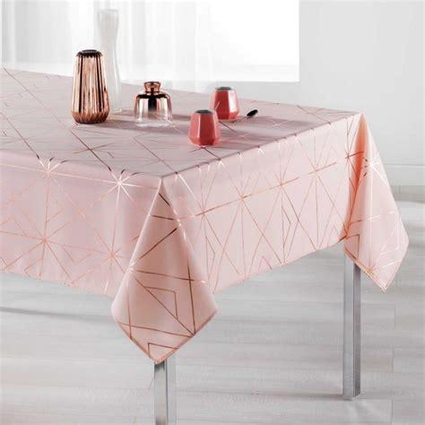 Tischdecke Rosa by Tischdecke Rechteckig L300 Cm Quadris Rosa Tischdecken